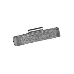 Балансировочные грузики Clipper 300г, 10шт (010300) для грузовых дисков