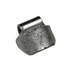 Балансировочные грузики Clipper 50г, 20шт (01050) для грузовых дисков