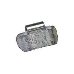 Балансировочные грузики Clipper 75г, 20шт (01075) для грузовых дисков