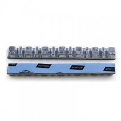 Балансировочные грузики Clipper 0064 Norton 45г самоклеющиеся, 50шт