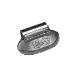 Балансировочные грузики Clipper 10г, 100шт (0210) для стальных дисков