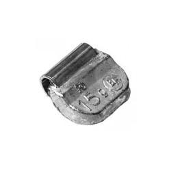 Балансировочные грузики Clipper 15г, 100шт (0215) для стальных дисков