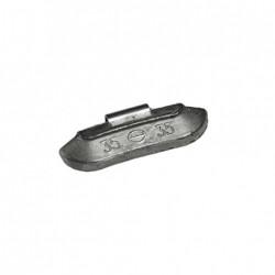 Балансировочные грузики Clipper 35г, 100шт (0235) для стальных дисков