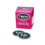 Заплаты 25 мм для камер TECH 09 (140 шт.)