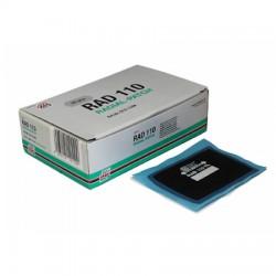 Кордовый радиальный пластырь TL-110 20 шт. (5121104 TIP TOP)