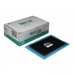 Кордовый радиальный пластырь TL-116 10 шт. (5121160 TIP TOP)