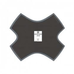 Кордовые диагональные пластыри D-20 Rossvik 255 мм (5 шт.)