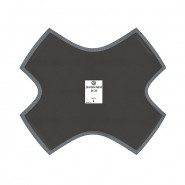 Кордовые диагональные пластыри D-21 Rossvik 370 мм (5 шт.)