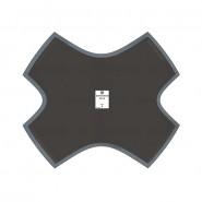 Кордовые диагональные пластыри D-24 Rossvik 370 мм (5 шт.)