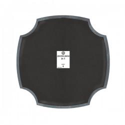 Кордовые диагональные пластыри D-9 Rossvik 390 мм (3 шт.)