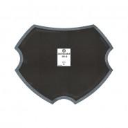 Кордовые диагональные пластыри DS-6 Rossvik 235 мм (5 шт.)