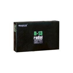 Кордовые радиальные пластыри R-13 Rossvik 75х90 мм (20 шт.)