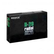 Кордовые радиальные пластыри R-20 Rossvik 90х135 мм (10 шт.)