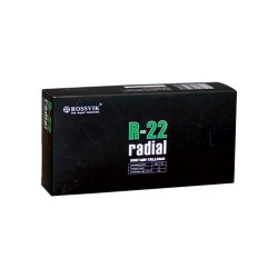 Кордовые радиальные пластыри R-22 Rossvik 80х175 мм (10 шт.)