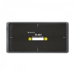 Кордовые радиальные пластыри R-451 Rossvik 180х300 мм (10 шт.)