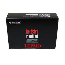 Термопластыри R-231 Rossvik 110х155 мм (10 шт.)