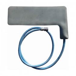 Эластичный нагревательный элемент 490x150 мм