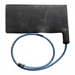 Эластичный нагревательный элемент 630x300 мм